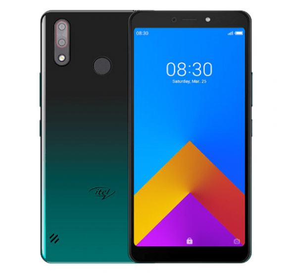 Itel A56 Smartphone With 1GB RAM, 16GB Storage, 4,000mAh Battery, Dual Camera