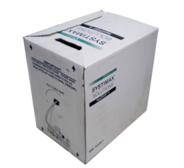 A Roll of Cat 5 Cable (Systimax)
