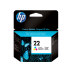 HP 22 Color Inkjet Print Cartridge