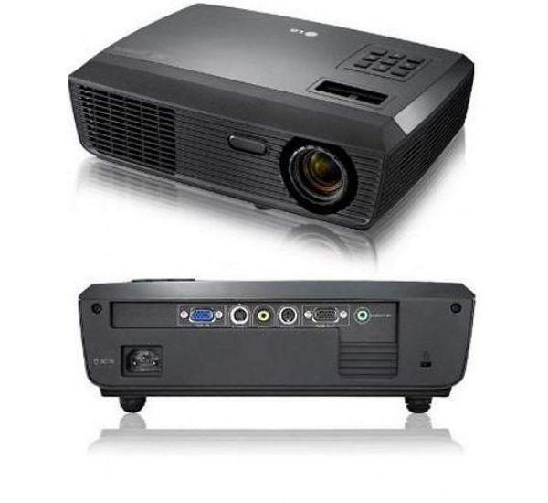 LG BE320 Multimedia Projector - 2800 Lumens