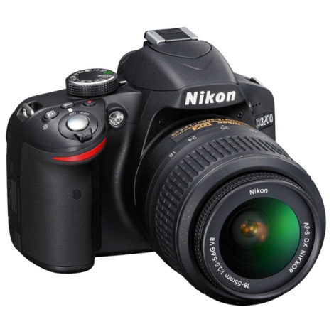 Nikon D3200 DSLR Digital Camera