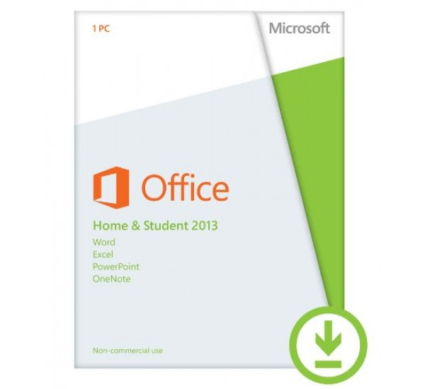 Microsoft Office 2013 (Home & Student)