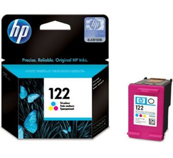 HP 122 Color Ink Cartridge