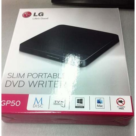 Software for lg portable dvd writer