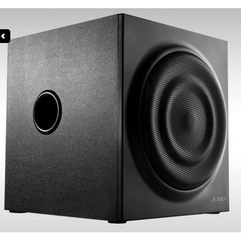 F&D  SPEAKERS With Bluetooth W130x