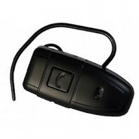 Disguise Bluetooth Headset with Hidden Camera and Audio Recorder