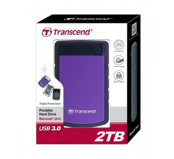 Transcend 2TB External Hard Drive