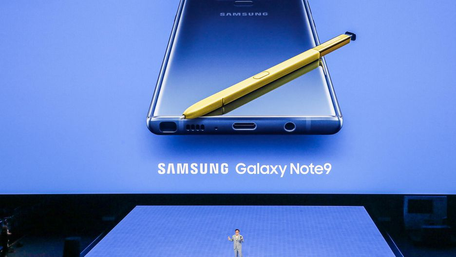 Samsung's Galaxy Note 9 is here, but researchers find Galaxy S7 vulnerable to hacking