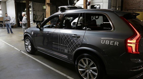 Uber has abandoned its self-driving car trial in San Francisco