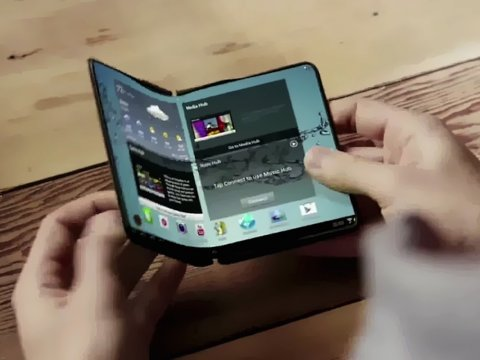 Samsung might finally unveil its long-awaited foldable smartphone this year